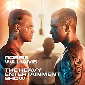 ROBBIE WILLIAMS - THE HEAVY ENTERTAINMENT SHOW (CD)