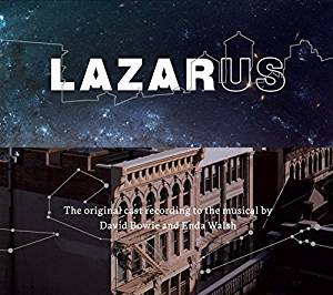 LAZARUS (ORIGINAL CAST RECORDING) [2 CD] (CD)