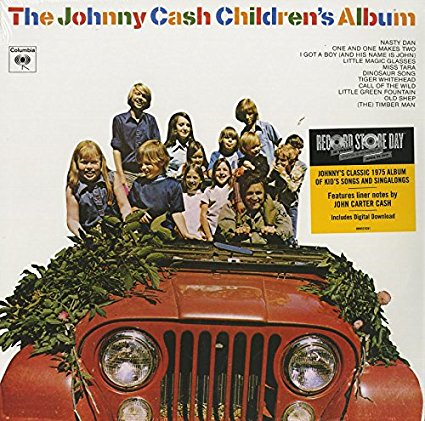 THE JOHNNY CASH CHILDREN'S ALBUM RSD 2017 (LP)