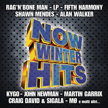NOW WINTER HITS 2016 (CD)