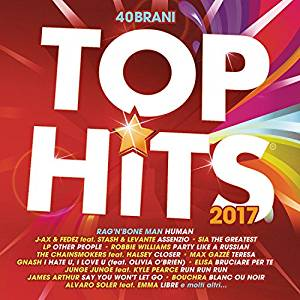 TOP HITS 2017 -2CD (CD)