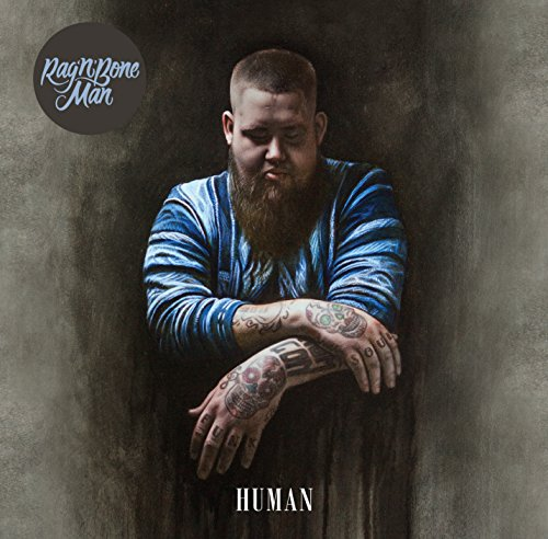 RAG'N'BONE MAN - HUMAN (CD)