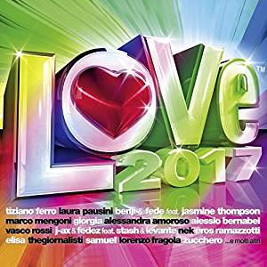 RADIO ITALIA LOVE 2017 -2 CD (CD)
