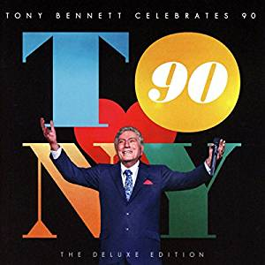 TONY BENNETT CELEBRATES 90: THE DELUXE EDITION [3 CD] (CD)