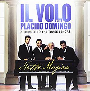 VOLO - NOTTE MAGICA - A TRIBUTE TO THE THREE TENORS -2 LP (LP)