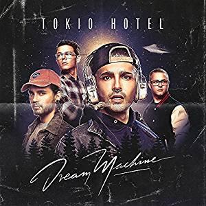 TOKIO HOTEL - DREAM MACHINE (CD)