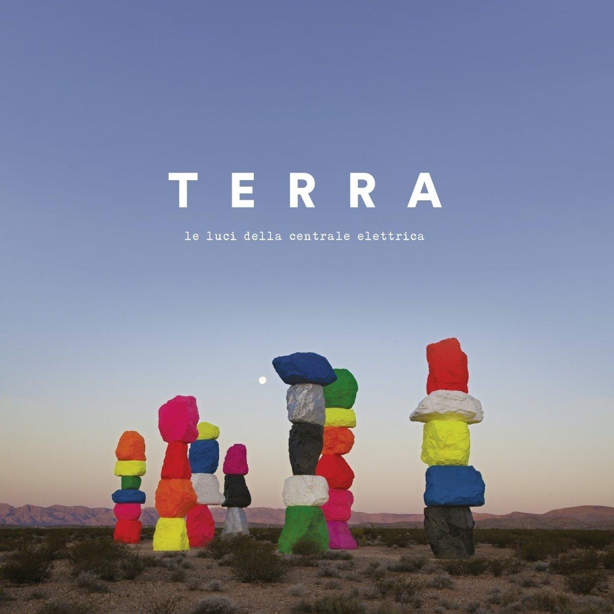 LE LUCI DELLA CENTRALE ELETTRICA - TERRA (CD)