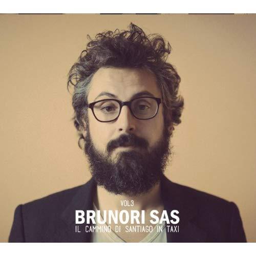 BRUNORI SAS - IL CAMMINO DI SANTIAGO IN TAXI, VOL. 3 (CD)