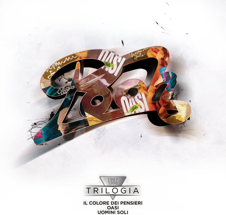 POOH - TRILOGIA -4CD (CD)