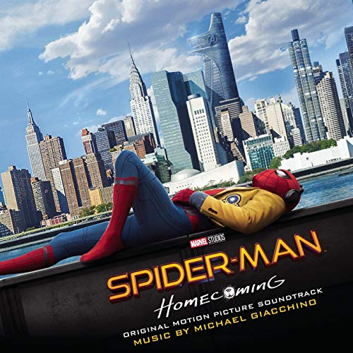 SPIDER-MAN: HOMECOMING BY MICHAEL GIACCHINO (CD)