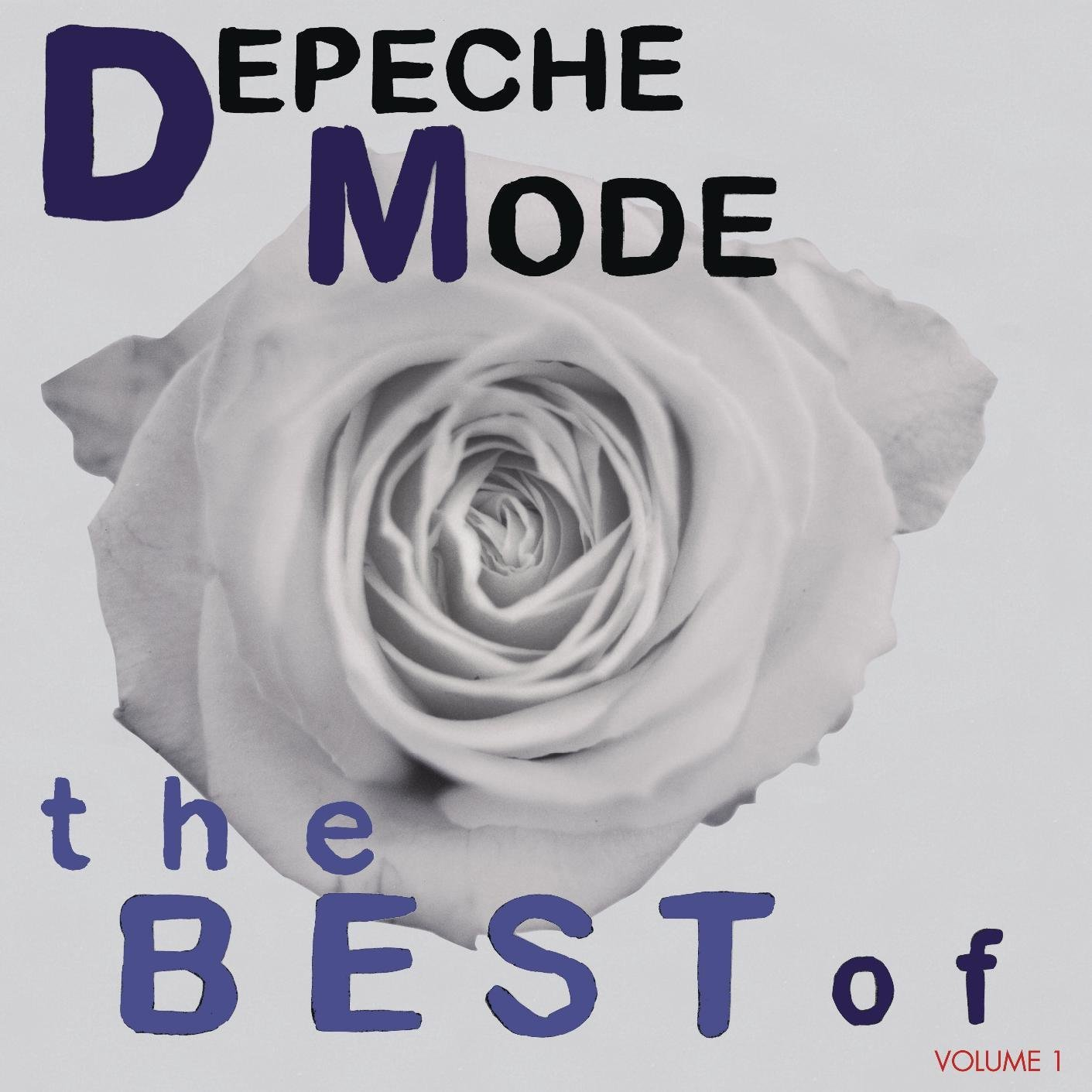 DEPECHE MODE - THE BEST OF (LP)