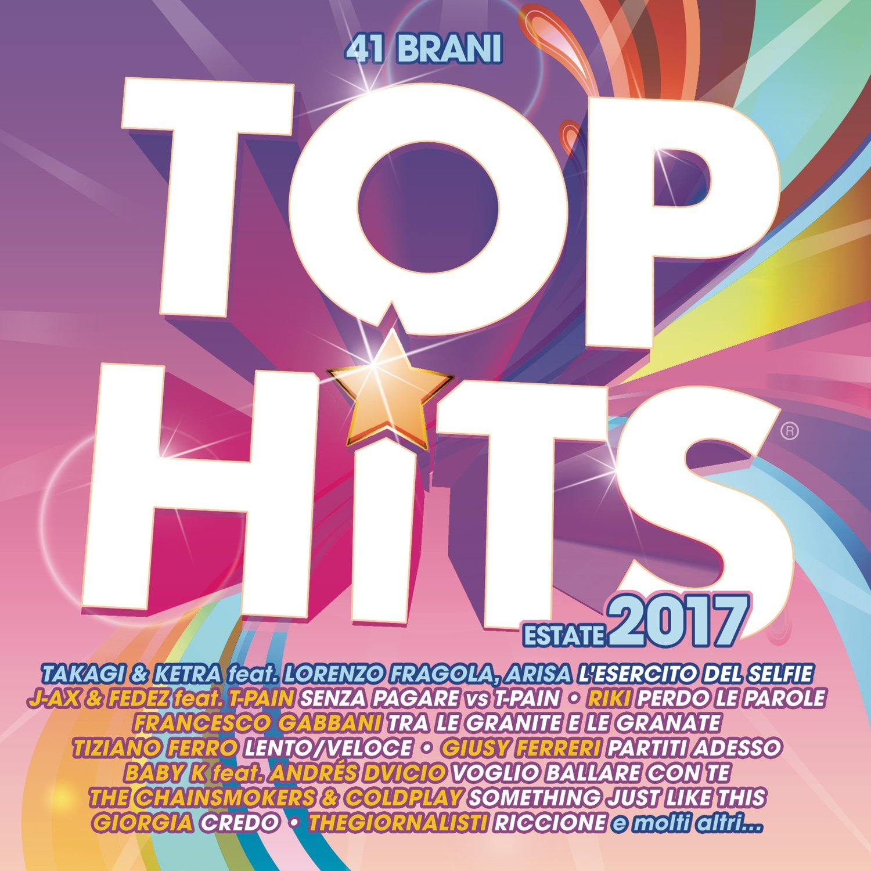 TOP HITS - ESTATE 2017 -2CD (CD)