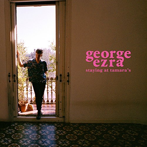 GEORGE EZRA - STAYING AT TAMARA'S [EXPLICIT] (CD)