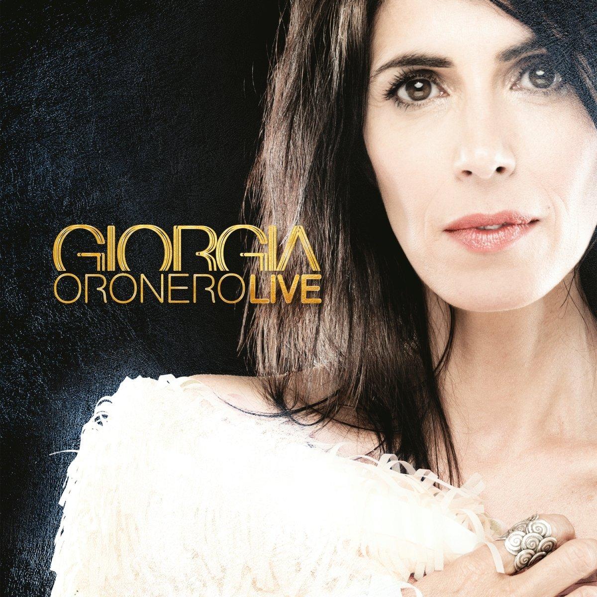 GIORGIA - ORONERO LIVE (LP)