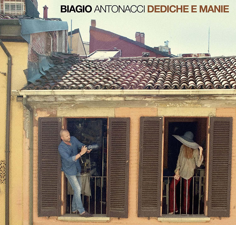 BIAGIO ANTONACCI - DEDICHE E MANIE (CD)