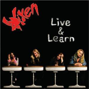 VIXEN - LIVE & LEARN (CD)