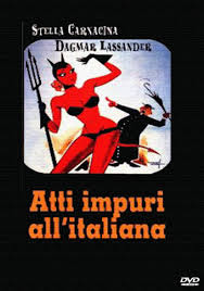 ATTI IMPURI ALL'ITALIANA (VHS)