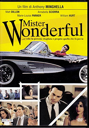 MISTER WONDERFUL (DVD)