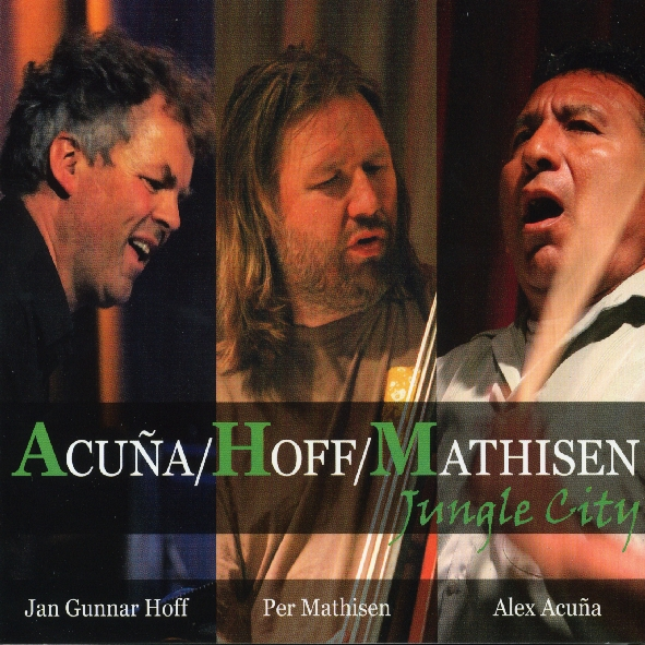 ACUNA / HOFF / MATHISEN - JUNGLE CITY (CD)