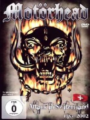 MOTORHEAD - ATTACK IN SWITZERLAND - LIVE 2002 (DVD)