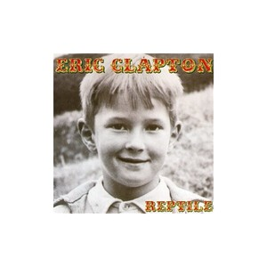 ERIC CLAPTON - REPTILE IMPORT (CD)