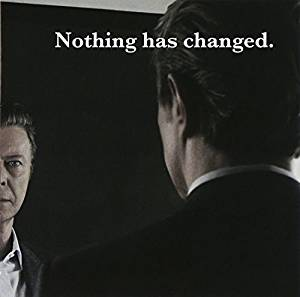 DAVID BOWIE - NOTHING HAS CHANGED (CD)