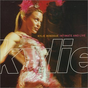 KYLIE MINOGUE - INTIMATE & LIVE -2CD (CD)