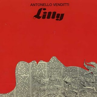 ANTONELLO VENDITTI - LILLY (CD)