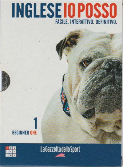 INGLESE IO POSSO (DVD)