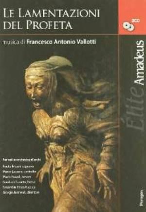 LE LAMENTAZIONI DEL PROFETA (CD)