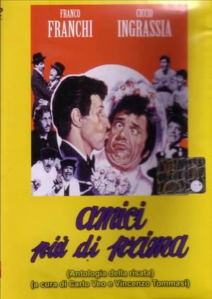FRANCO E CICCIO - AMICI PIU' DI PRIMA (DVD)