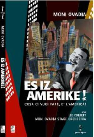 MONI OVADIA ES IZ AMERIKE DVD+CD+BOOK (ESENTE IVA) (DVD)