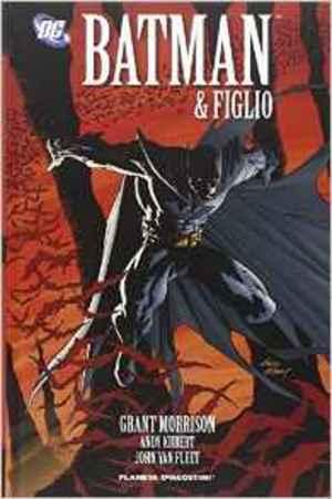 BATMAN E FIGLIO.: 1 [COPERTINA FLESSIBILE] [2015] MORRISON, GRAN