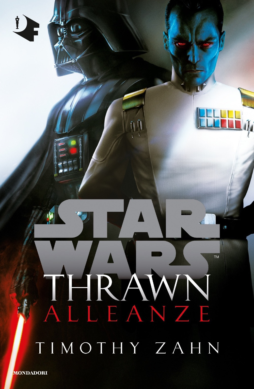 TIMOTHY ZAHN - STAR WARS. THRAWN ALLIANCES