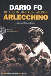 ARLECCHINO- DVD / LIBRO (DVD)