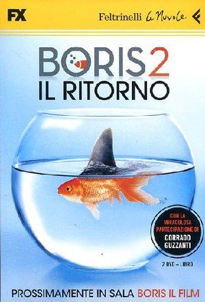 BORIS 2 - IL RITORNO (2 DVD+LIBRO) IVA ES. (DVD)