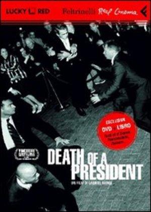 DEATH OF A PRESIDENT DVD+LIBRO (ESENTE IVA) (DVD)
