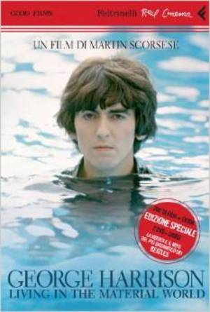 GEORGE HARRISON: LIVING IN THE MATERIAL WORLD +2DVD+LIBRO (DVD)