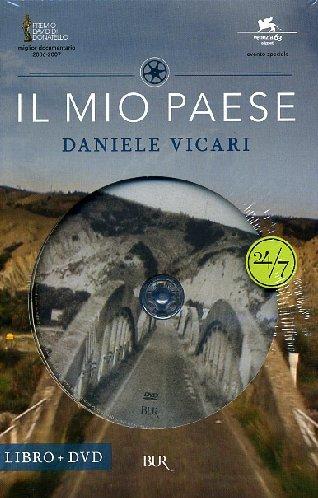DANIELE VICARI - IL MIO PAESE. CON DVD