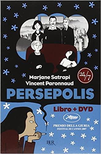 PERSEPOLIS (DVD+LIBRO) (DVD)