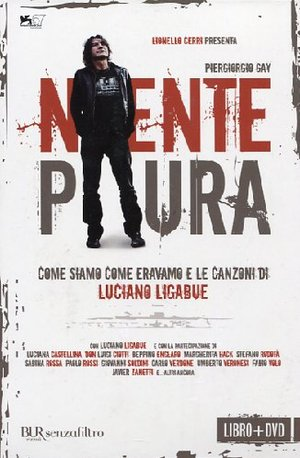 NIENTE PAURA (DVD+LIBRO) IVA ES. (DVD)