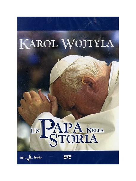 KAROL WOJTYLA - UN PAPA NELLA STORIA (DVD)