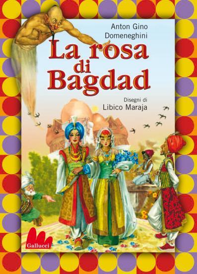 ANTON GINO DOMENEGHINI - ROSA DI BAGDAD (LA) (DVD+LIBRO) (DVD)