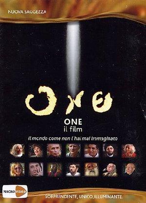 ONE - IL FILM (DVD+LIBRO) (ESENTE IVA) (DVD)