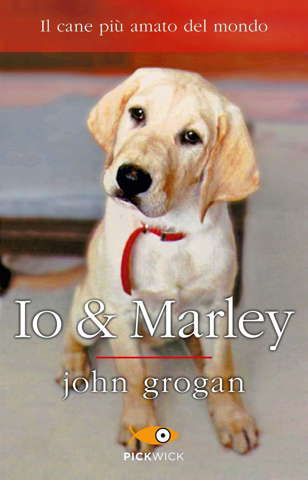 JOHN GROGAN - IO & MARLEY