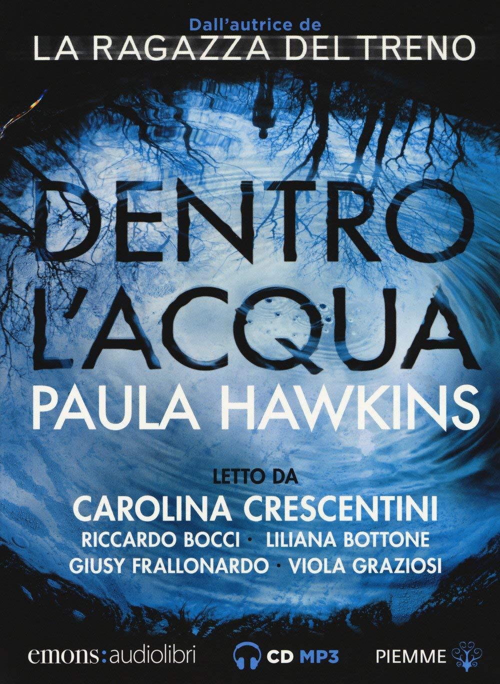 DENTRO L'ACQUA - HAWKINS, PAULA (AUDIOLIBRO)
