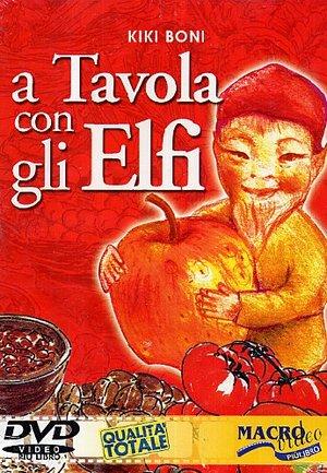 A TAVOLA CON GLI ELFI (DVD+LIBRO) (ESENTE IVA) (DVD)