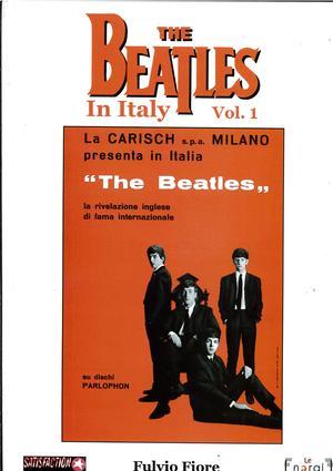 THE BEATLES - IN ITALY VOL.1 - LIBRO
