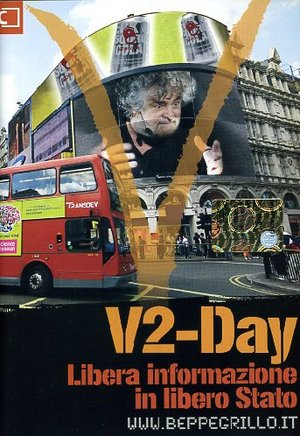 BEPPE GRILLO V2-DAY (2DVD) (DVD)