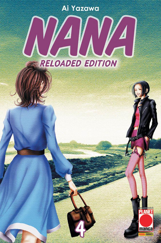 AI YAZAWA - NANA. RELOADED EDITION #04